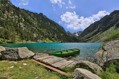 Lac du Gaube - French Pyrenees