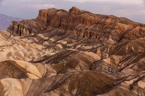 Zabriskie Point - First Rays I (Death Valley)