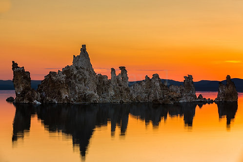 Sunrise IV (Mono Lake)