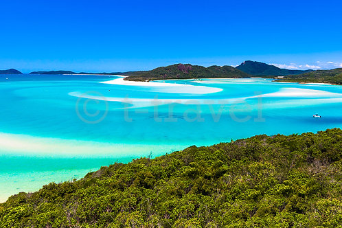 Whitehaven Beach Pano IV