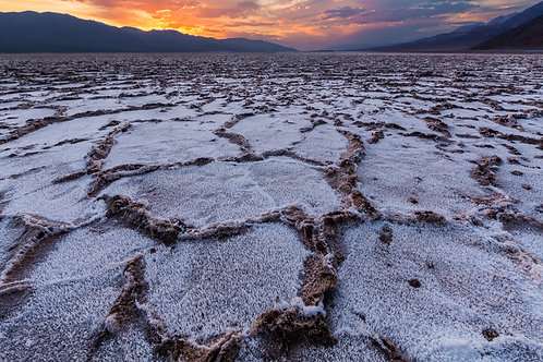 Salt Fields (Death Valley)