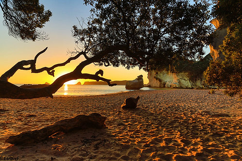 Sunrise at Coromandel Peninsula II