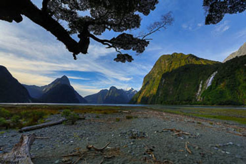 Silence in Milford Sound