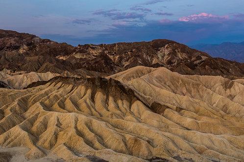Zabriskie Point - Dawn IX (Death Valley)