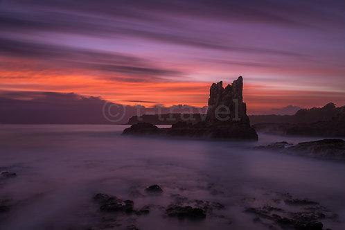 Cathedral Rock - Sunrise I