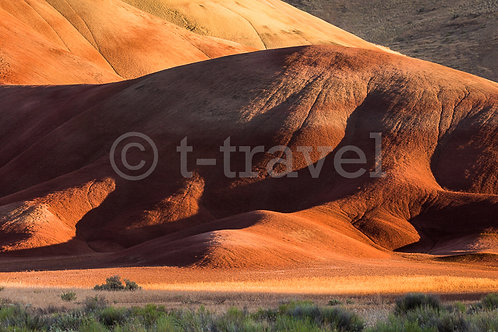 Painted Hills Pano II