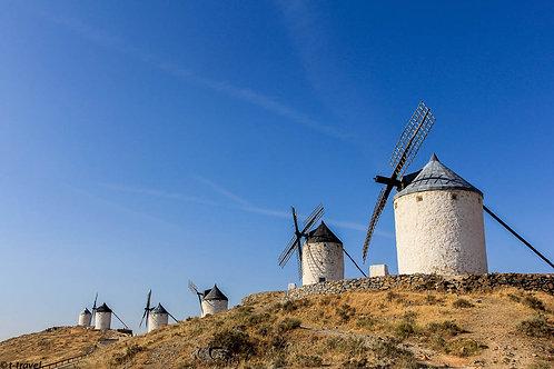 La Mancha Mills - Spain