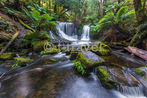 Tasmania - Horseshoe Falls VII