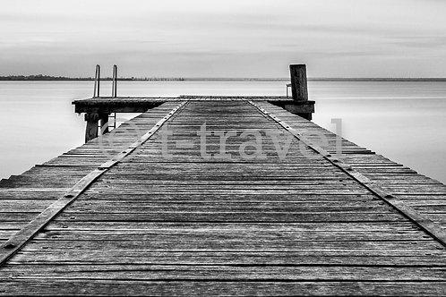 Lake Bonney Jetty