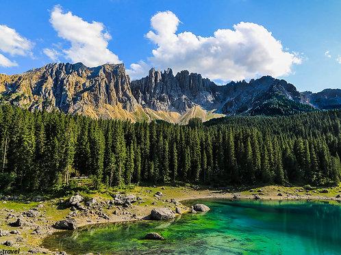 Lago Carezza - Italy