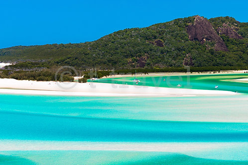 Whitehaven Beach Pano II