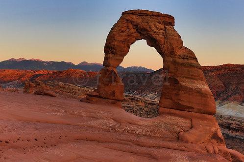 Delicate Arch XI (Arches)