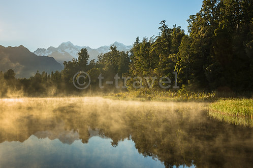 Lake Matheson - Sunrise VIII
