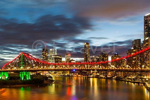 Story Bridge I - Brisbane