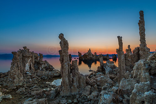 Dawn V (Mono Lake)
