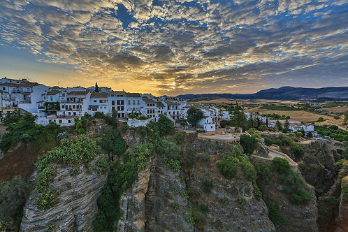 Early morning in Ronda - Spain