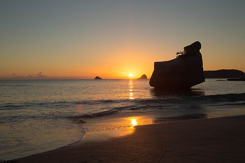 Sunrise at Coromandel Peninsula IV
