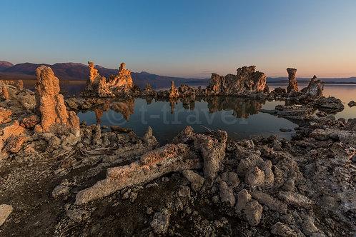 Morning Reflection VIII (Mono Lake)