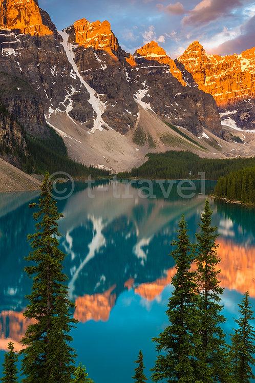 Moraine Lake IV