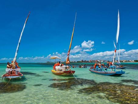 Praia de Pajuçara - Ideal para quem busca dias tranquilos