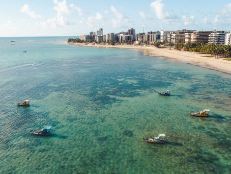 Conheça o litoral sul de Alagoas