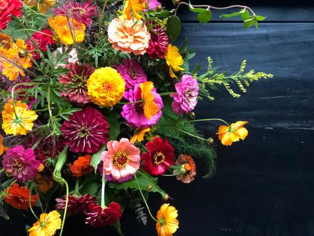 Virtual Bouquet Making Workshop
