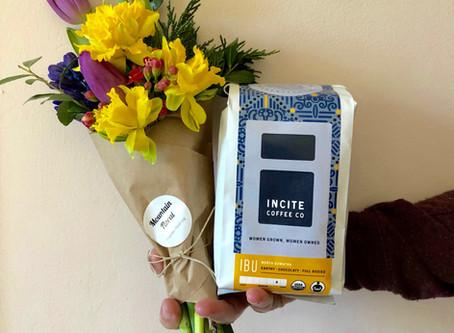 Coffee & Flower Subscription
