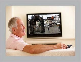 Digitalizar para ecrã LCD ou TV