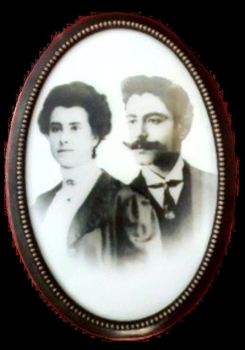 Foto Familia, vintage