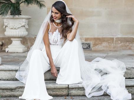 Spring Fashion Wedding Trends 2019