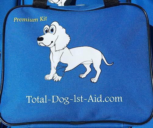 PREMIUM Total-Dog-1st-Aid Kit ~ 65 Items