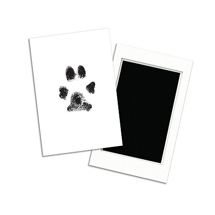 Inkless Paw Print Kit - Black Large - Clean-Touch Ink Pad