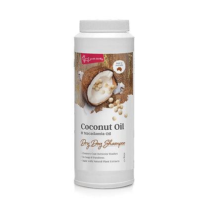 Dry Shampoo - Coconut 100g - Australian Made