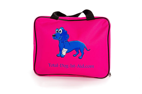 Total-Dog-1st-Aid Kit - Pink