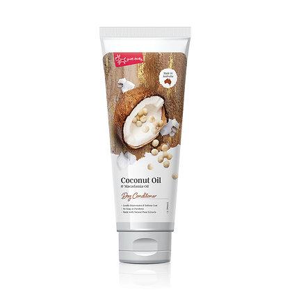 Coconut Oil Conditioner - Australian Made 200ml