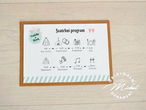 Program dne - TYP 19