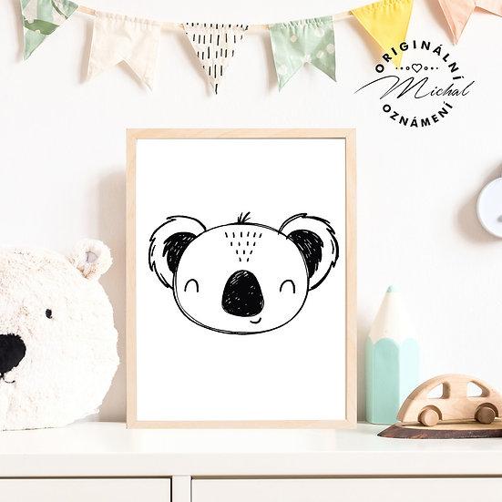 19 - Mazlík koala