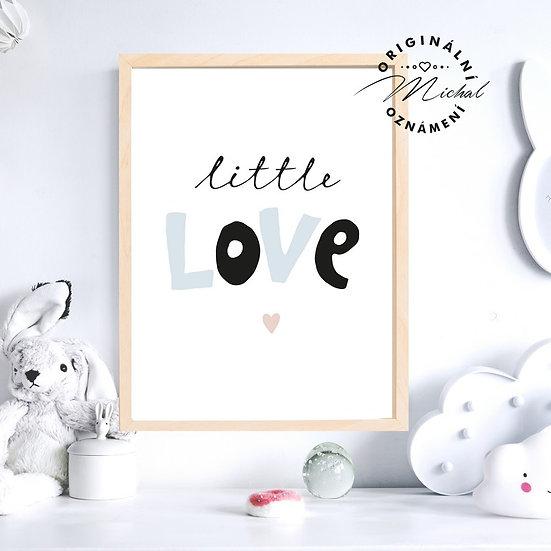 Plakát little love