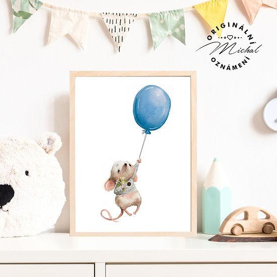 61 - Malá myška