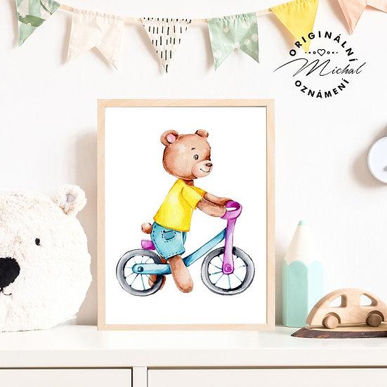 81 - Kolo medvídek
