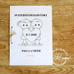 Omalovánky - TYP 43