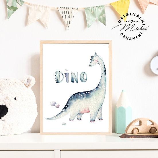 46 - Dinosaurus Eda