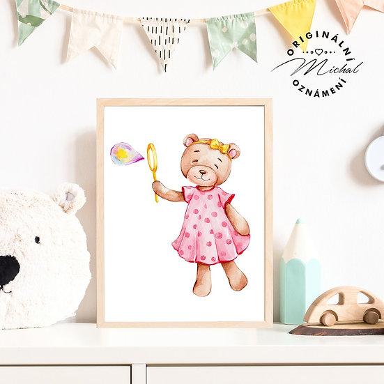 80 - Medvídě bubliny
