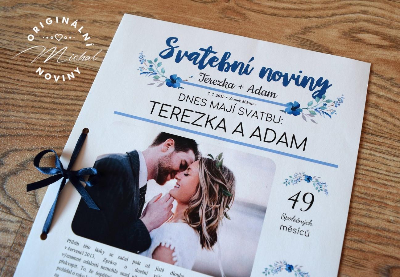 Svatební noviny