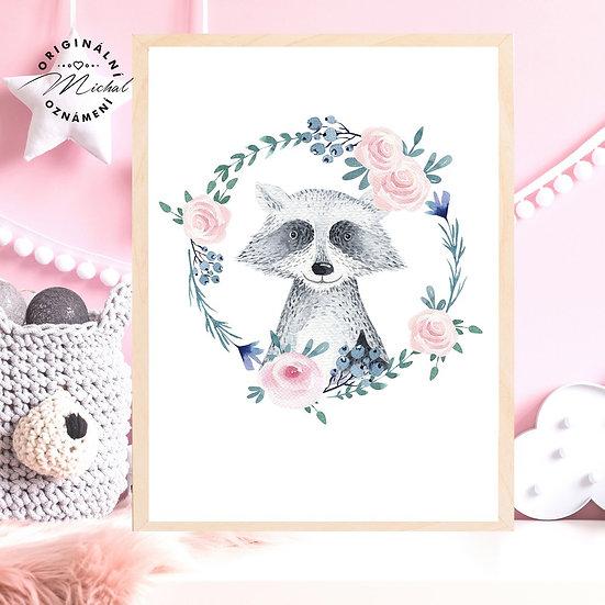 28 - Věnec květy