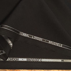A quality tie starts with quality fabric