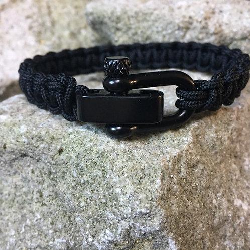 Juneau (mat zwart)