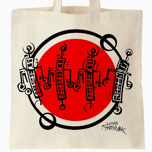 (DF) Tote Bags