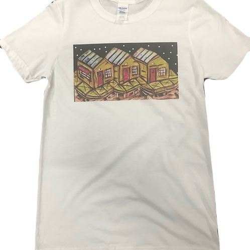 T-Shirt - Houses