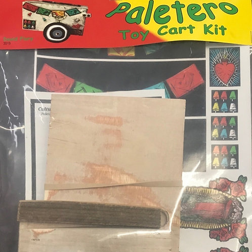 Paletero Toy Cart Kit